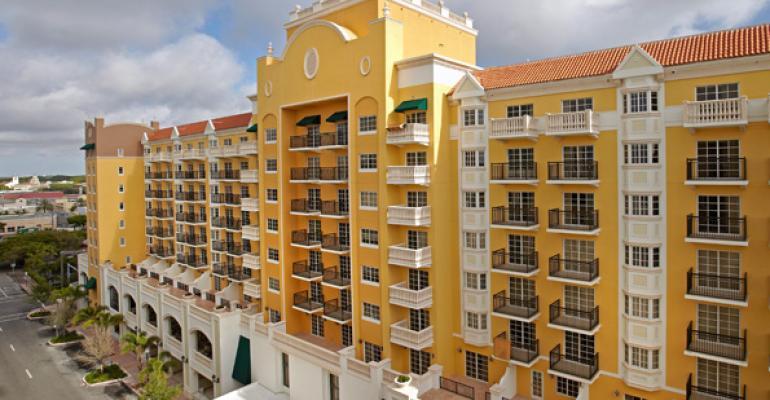High-End Seniors Apartments Take Off Again