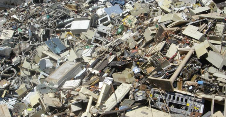 Electronics Recycling Isn't Enough, Say E-Waste Companies