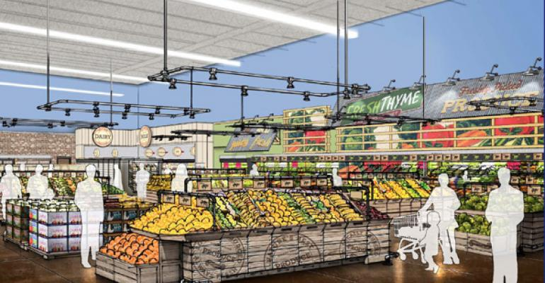 Fresh Thyme Supermarket Chain Releases Store Rollout Details