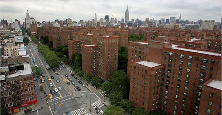 Stuyvesant Town New York City