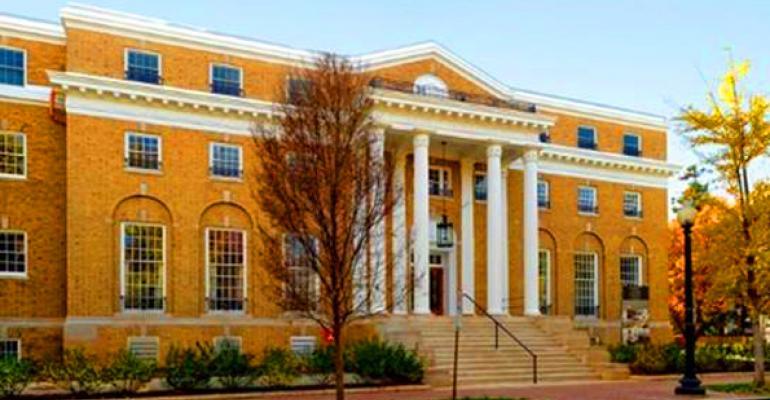 The Montrose Residences in the Georgetown neighborhood of Washington DC