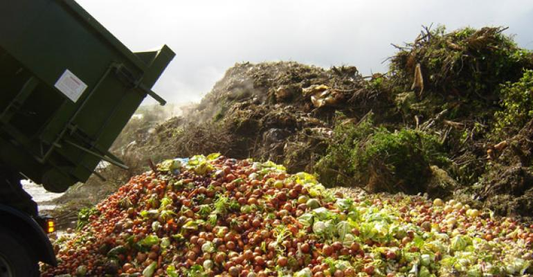 Massachusetts to Ban Some Commercial Food Waste