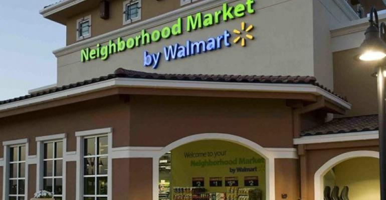 Wal-Mart Concentrates on Small Store Format