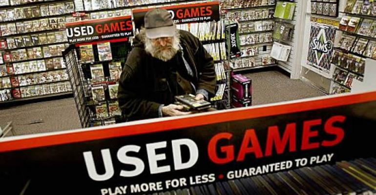 Game Stop vs. Walmart
