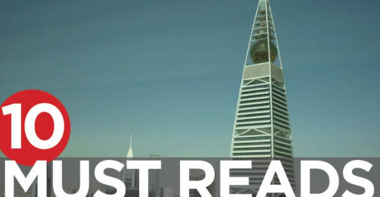 10 Must Reads for the CRE Industry Today (April 24, 2014)