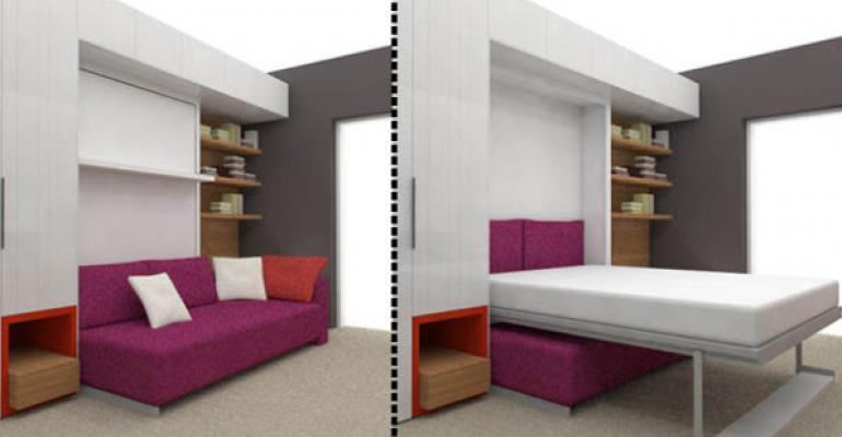 Micro Apartments Reflect Macro Trends