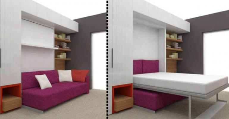 Micro Apartments Reflect Macro Trends