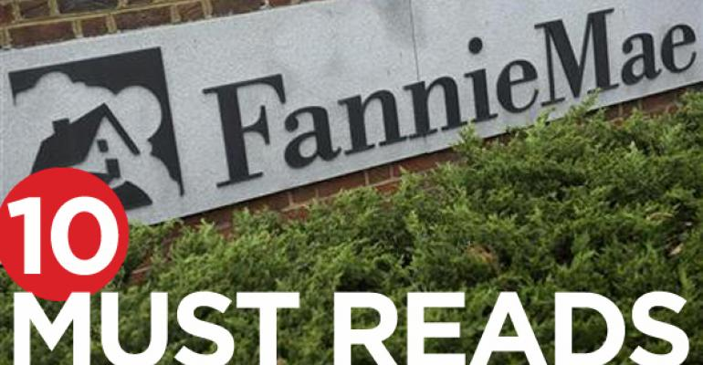10 Must Reads for the CRE Industry Today (April 7, 2014)