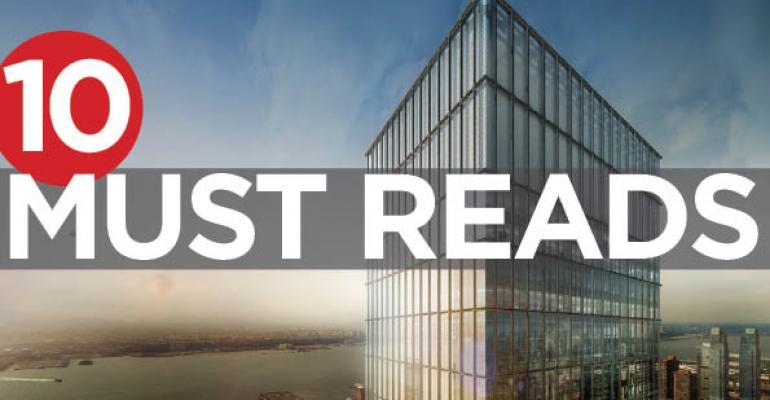 10 Must Reads for the CRE Industry Today (June 5, 2014)
