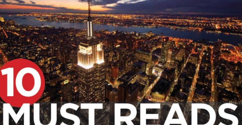 10 Must Reads for the CRE Industry Today (June 16, 2014)