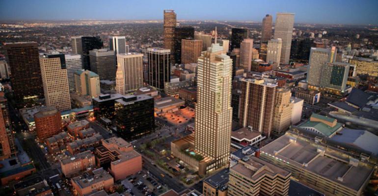 High Times for Denver's Hotel Market