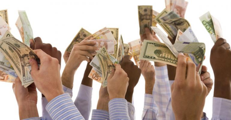 Crowdfunding Firms Chase Bigger Fish