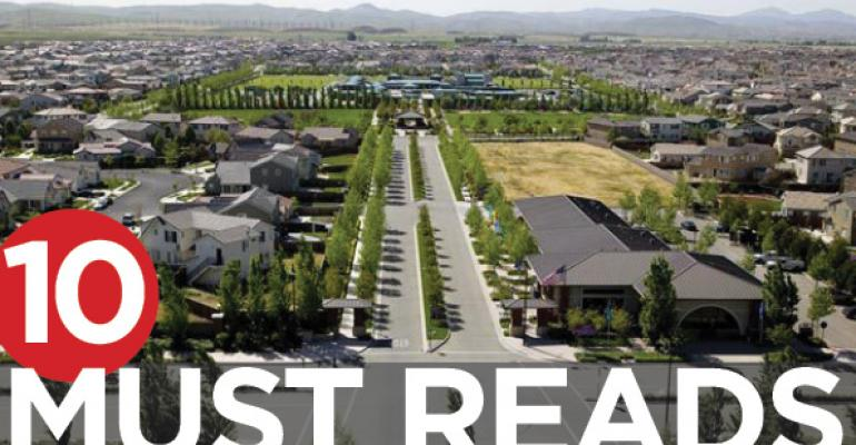 10 Must Reads for the CRE Industry Today (July 15, 2014)