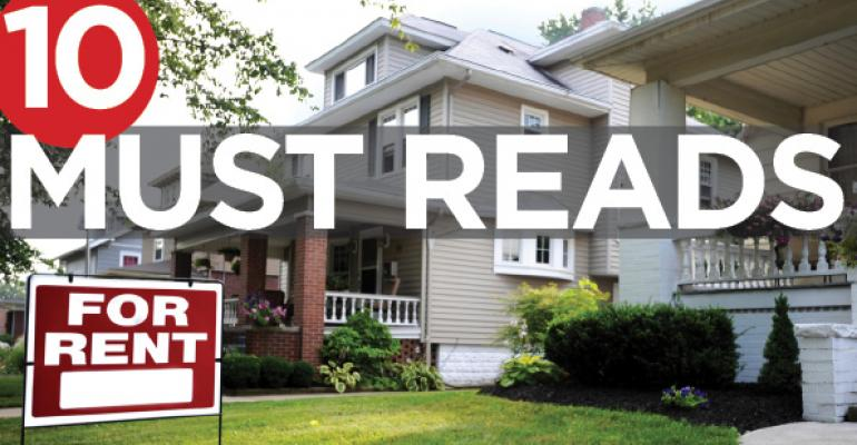 10 Must Reads for the CRE Industry Today (July 23, 2014)