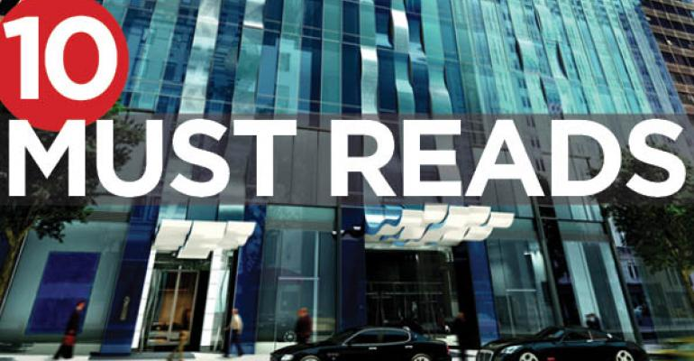 10 Must Reads for the CRE Industry Today (August 13, 2014)