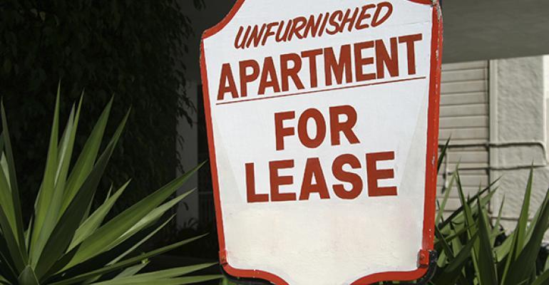 Apartment Developers Overbuild a Few Markets