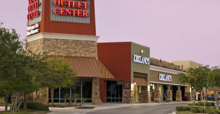 Outlet Center Development Pushes Forward