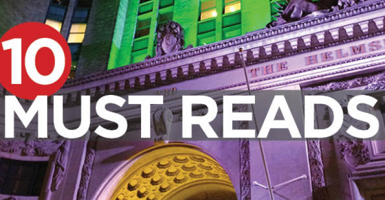 10 Must Reads for the CRE Industry Today (September 4, 2014)