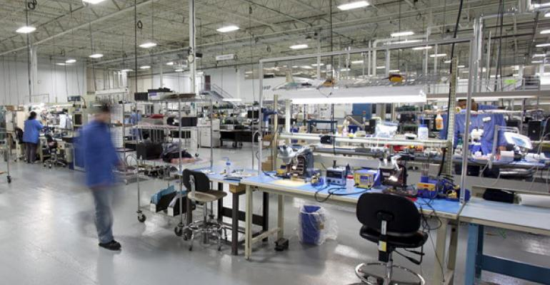 Industrial Sales Volume Hits $23B at Mid-Year