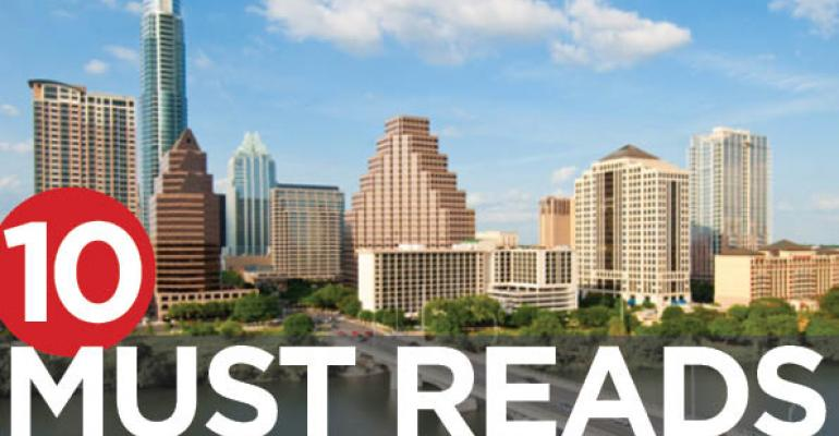 10 Must Reads for the CRE Industry Today (October 23, 2014)