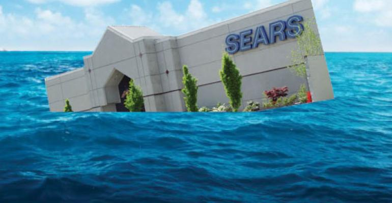 Sears Continues Sinking