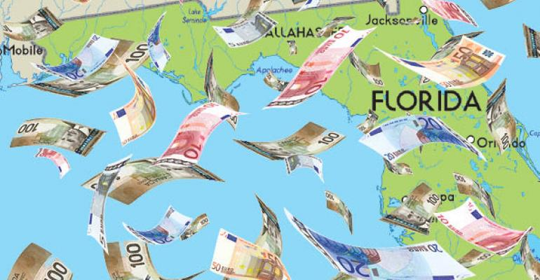 Lenders are Helping Foreign Investors Push Florida's Real Estate Market to a New Peak