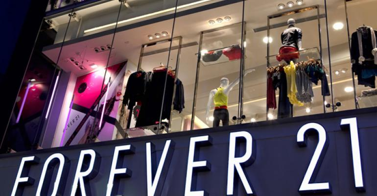Are Big Stores Making Forever 21 Falter?