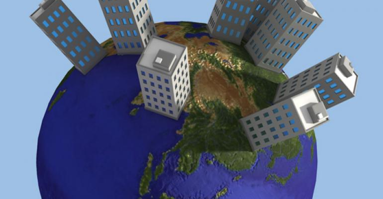 Good News for Global Office Markets Heading Into 2015