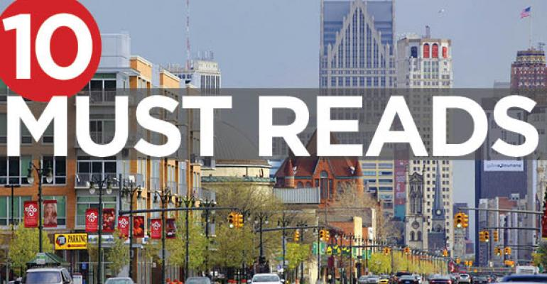 10 Must Reads for the CRE Industry Today (December 22, 2104)