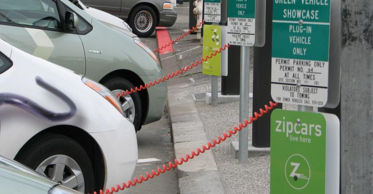 The Hottest New Amenity for Multifamily Communities: Car-Charging Stations