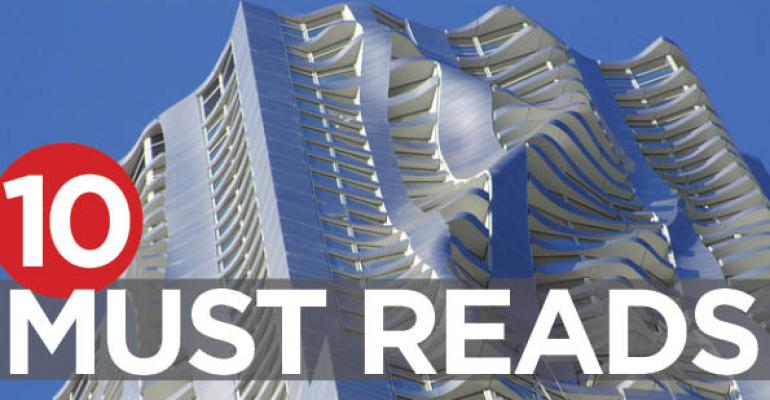 10 Must Reads for the CRE Industry Today (January 2, 2015)