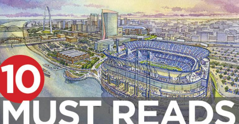 10 Must Reads for the CRE Industry Today (January 12, 2015)