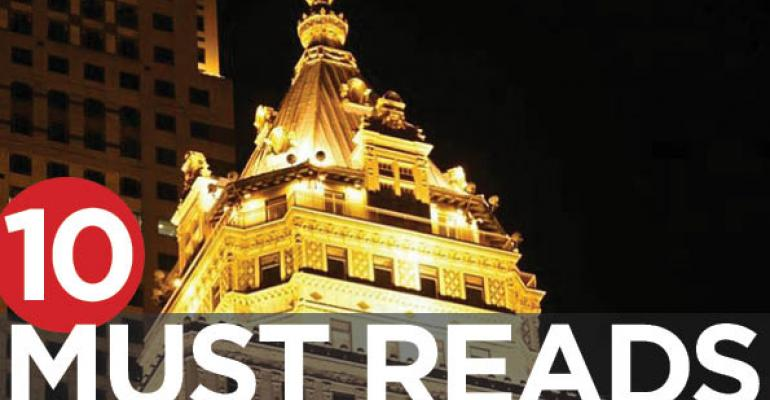 10 Must Reads for the CRE Industry Today (January 30, 2015)