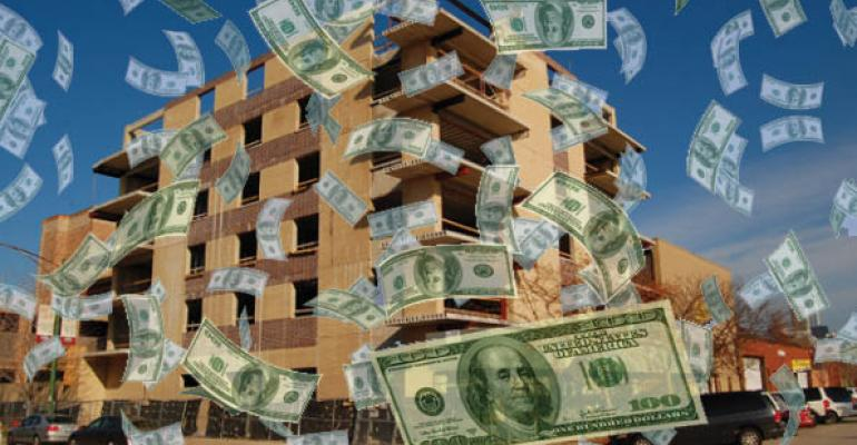 Mezzanine Financing on the Upswing as Industry Sees More Construction