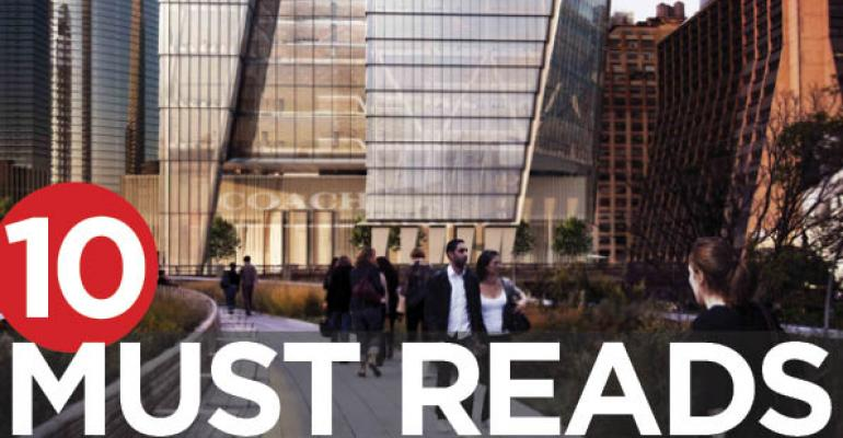 10 Must Reads for the CRE Industry Today (February 26, 2015)