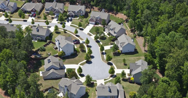 Tricky Transition for Investment Homes
