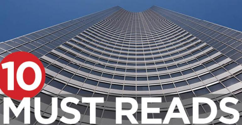 10 Must Reads for the CRE Industry Today (March 11, 2014)