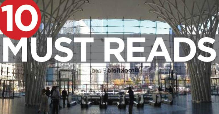 10 Must Reads for the CRE Industry Today (March 27, 2015)