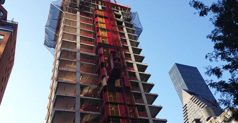 Latest Wave of New Apartments Shows Good Absorption