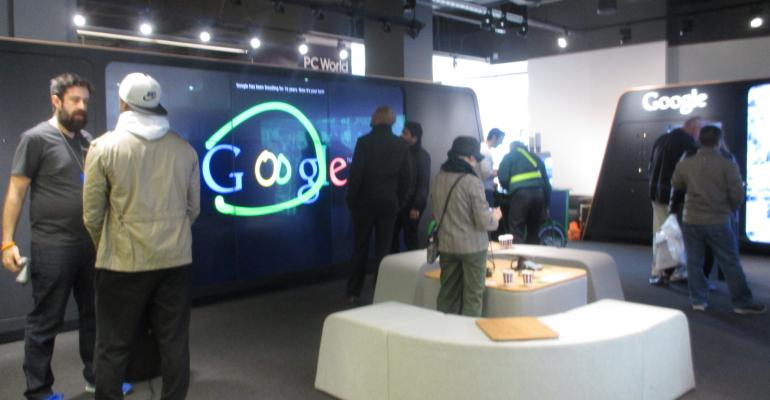 Google Tries its Hand at Retail: A Taste of Things to Come?