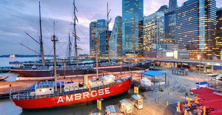 What it Takes to Get Something Built in New York: Howard Hughes Corp. and the South Street Seaport