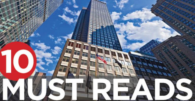 10 Must Reads for the CRE Industry Today (April 6, 2015)