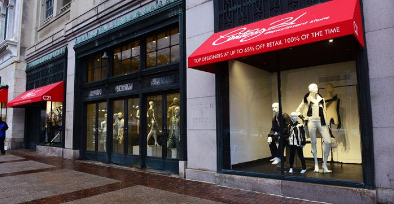 Century 21 Department Stores Expands Beyond Northeast