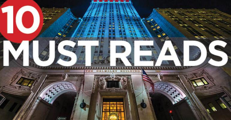 10 Must Reads for the CRE Industry Today (May 6, 2015)