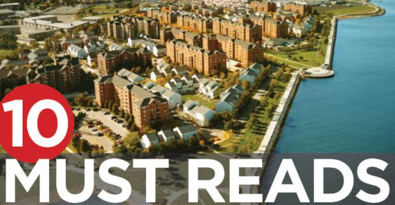 10 Must Reads for the CRE Industry Today (May 13, 2015)