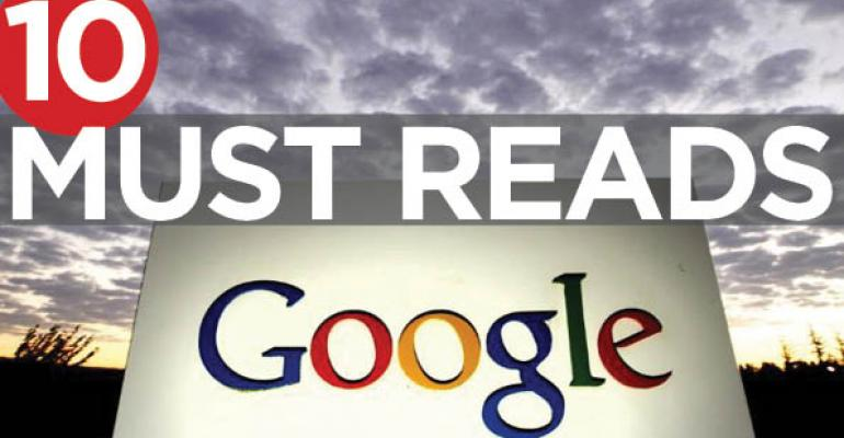 10 Must Reads for the CRE Industry Today (May 22, 2105)