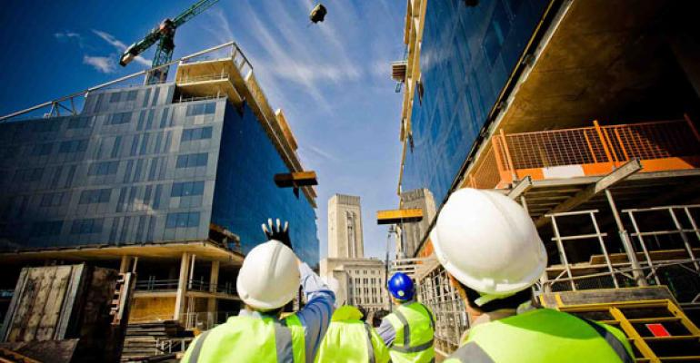 Multifamily Construction Costs Fall, Labor Costs Rise