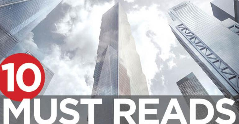 10 Must Reads for the CRE Industry Today (June 10, 2015)