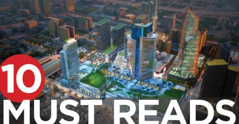 10 Must Reads for the CRE Industry Today (June 25, 2015)