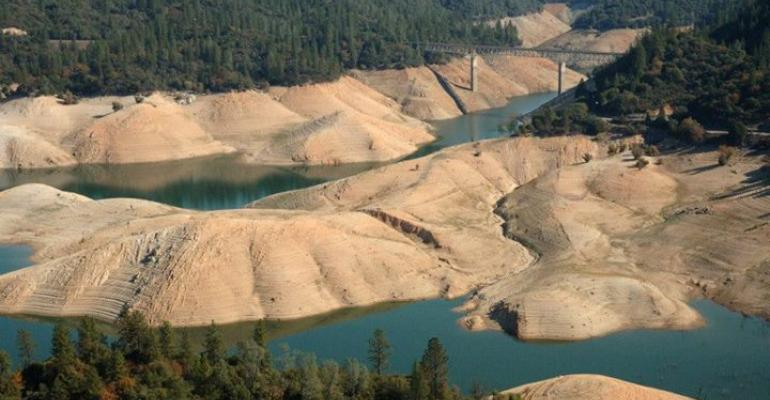 How Do CRE Building Owners Cope With California's Drought?